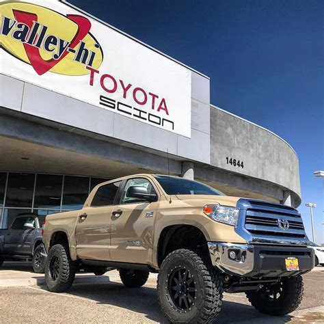 Toyota Valley Hi Valley Hi Toyota On Quot Toyota Tundra Crewmax In