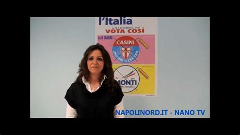 tv deputati nano tv parla alessandra prete udc candidata alla
