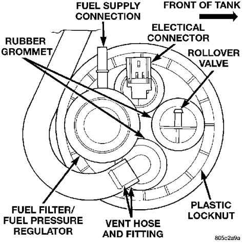 where is the fuel filter located on my 2001 subaru outback sedan 2001 subaru outback support where is my 94 dodge dakota v8 magnum fuel filter located at