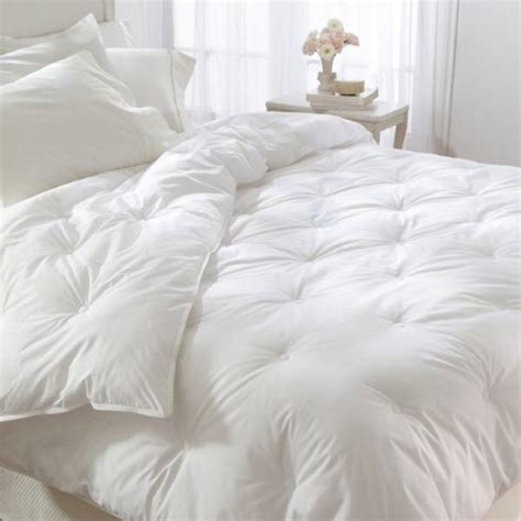 alternative down comforter king restful nights 174 down alternative comforter king