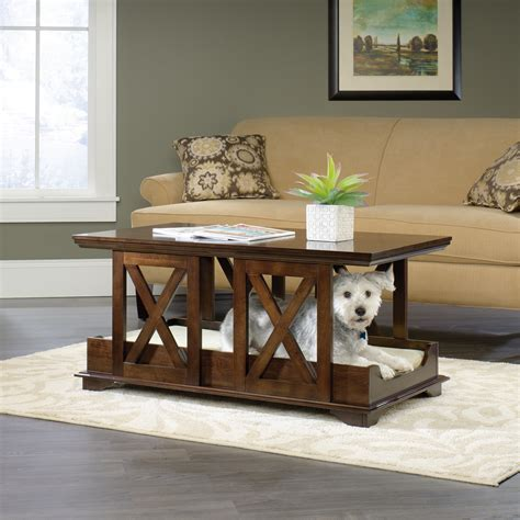 pet crate coffee table pet owner s delight beautiful nooks that add to your