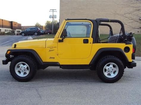 Jeep Wranglers For Sale 3000 Buy Used 2000 Jeep Wrangler In Plains Montana United