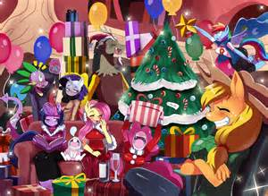 mlp happy holidays 13 by ss2sonic on deviantart
