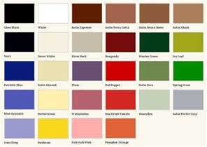 krylon color chart krylon fusion color card spray paint my world