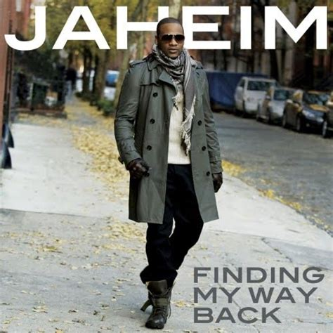 Finding My Way by Jaheim Finding My Way Back