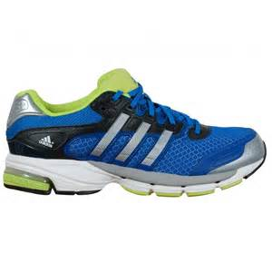 Cushioned Running Trainers Adidas Lightster Cushion S Running Trainers Blue
