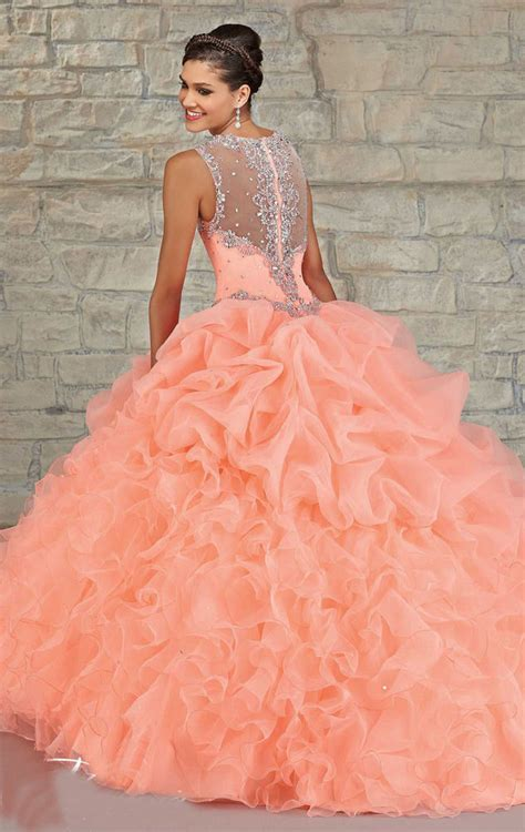 quinceanera dress formal prom party pageant ball