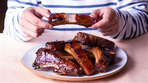 How Do You Bake A Rack Of Ribs by Recipe Bbq Pork Spareribs