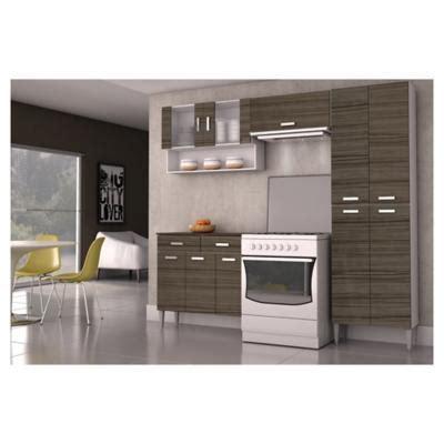 mueble homecenter kit mueble cocina 220x201x36 cm parana sodimac