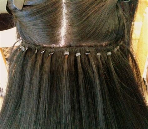 hair extensions micro 17 best images about micro rings on ombre