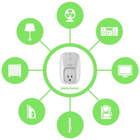 belkin wemo home automation switch for apple ios and