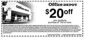 Office Depot Technology Coupon by Office Depot Technology Coupons Printable 28 Images