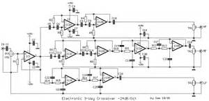 electronic crossover with 3 way output eeweb community