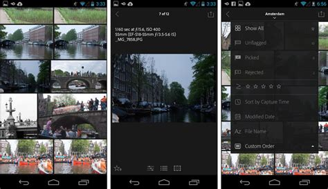 layout editor resolution adobe s new lightroom mobile for android is for phones only