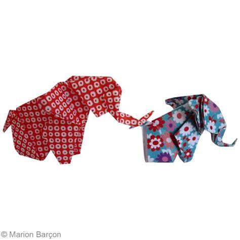 En Origami - el 233 phant facile en origami id 233 es et conseils origami