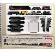 Consignment 2995  Marklin Starter Set W/ BR 41 Steam