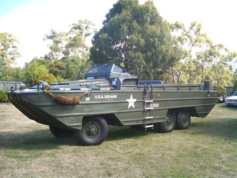 duck boat exhaust 1944 gmc dukw army duck ww2 hibious truck www