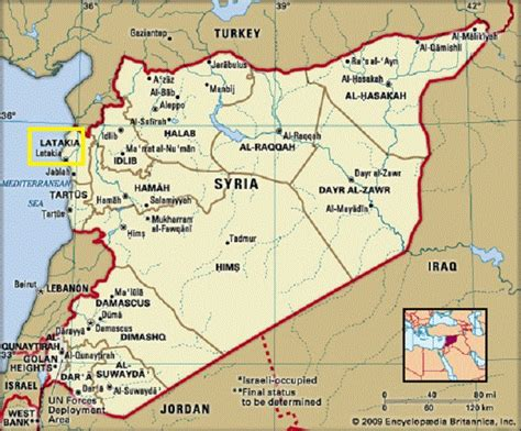 syria map of latakia fellowship of the minds