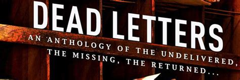 dead letters a novel books dead letters book review ravenous