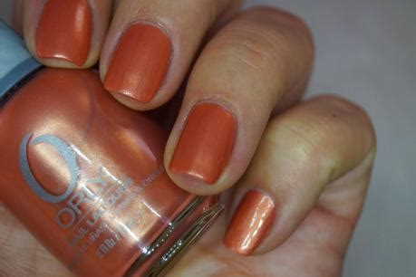 Orly Peachy Parrot lacke in farbe und bunt apricot mit peachy parrot orly