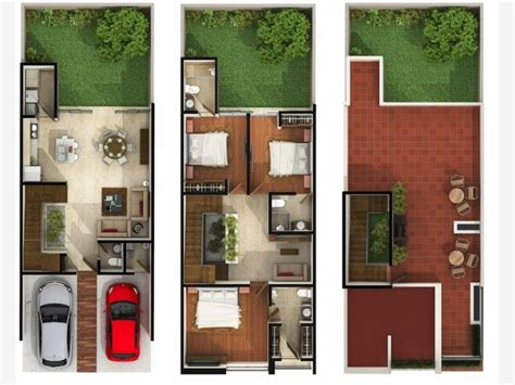proyecto de casa planos arquitectonicos proyecto casa habitacion duarq