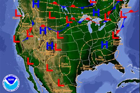 us weather map next week temperatures expected to return this week news