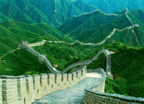 Buku Impor Great Wall China Against The World 1000 Bc Ad 2000 the great wall of china youramazingplaces