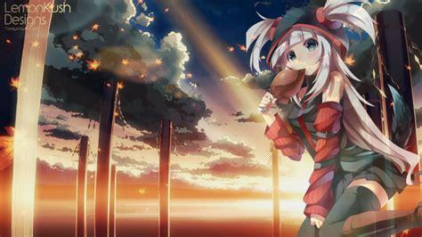 cute anime girl wallpaper tumblr cute anime girl wallpaper by lemonkush on deviantart
