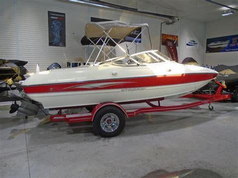 bowrider boats for sale ottawa gatineau 2004 stingray 185lx b r for sale outside ottawa gatineau