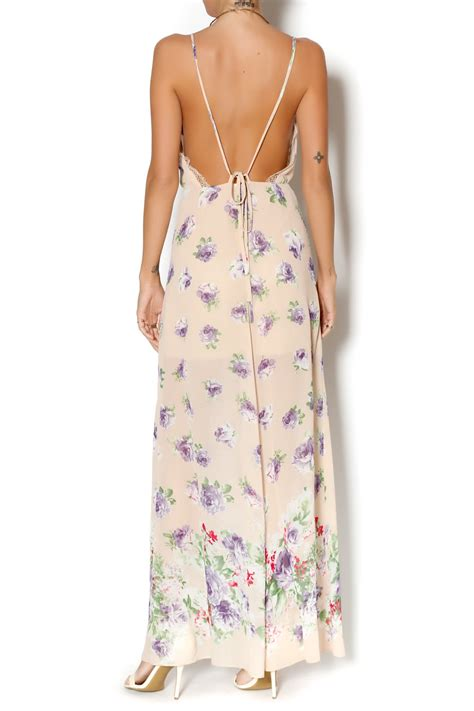 bed dress c c bed of roses maxi dress from florida by looksbylo