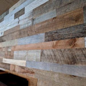 Wood Planks Wall Ceiling