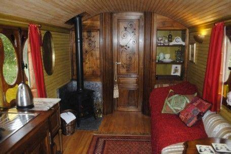 Vardo Interior by Vardo Interior Vardo Wagon