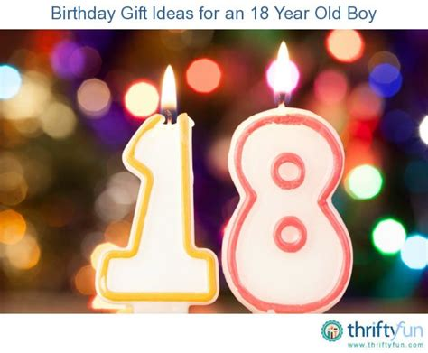 ideas 18 year boy 36 best images about 18th birthday presents for boys on