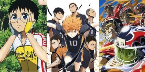 top 10 best sports anime series reelrundown