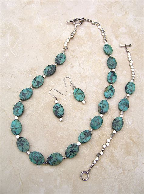 Turquoise Handmade Jewelry - handmade turquoise jewelry turquoise and silver necklace