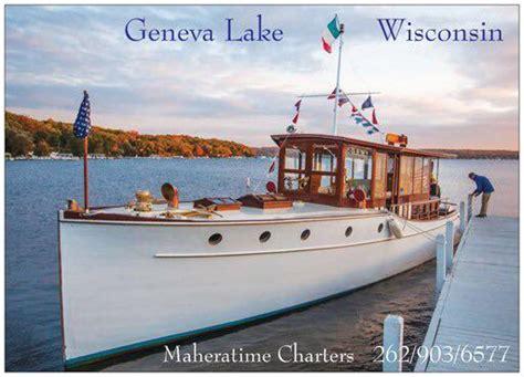 jerry s boat rentals lake geneva maheratime charters home facebook