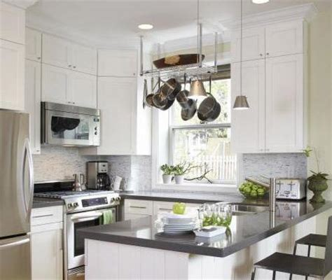 Grey Kitchen Cabinets With White Countertops by Gray Quartz Countertops Design Ideas