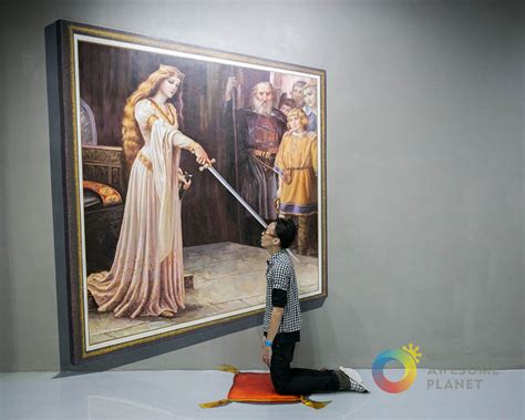 painting interactive interactive 3d museum in philippines lets you take a