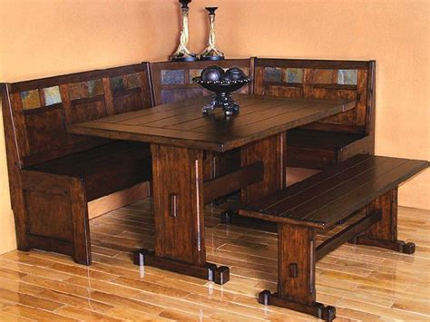 Corner Dining Room Table Dining Room Table Bench