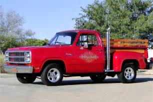 Express Dodge Truck 1979 Dodge Lil Express 198969