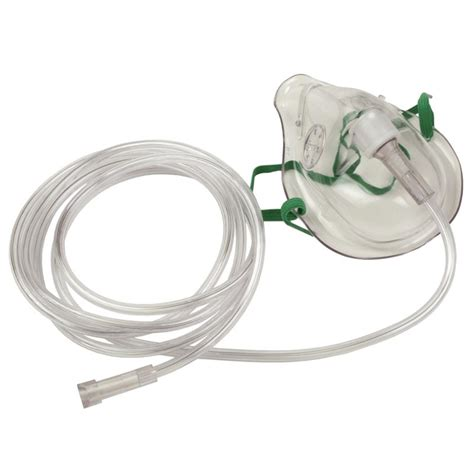 oxygen mask allied simple medium concentration oxygen mask oxygen masks
