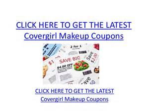 Tonneau Covers World Coupons Covergirl Makeup Coupons Printable Covergirl Makeup Coupons