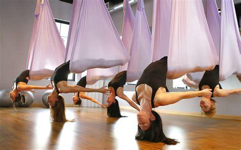 ClassPass LA: Aerial Yoga ? Twenty Something Living