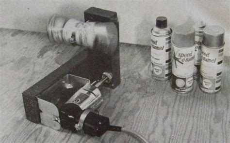 spray paint shake spray paint can shaker how to build plans drill powered ebay
