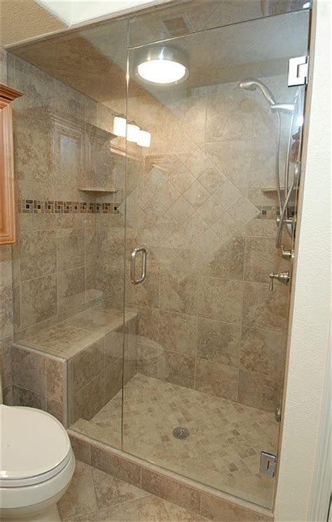 Show Me Bathroom Designs Steam Walk In Shower Designs Where This Steam Shower Is Was Originally A Run Of The Mill