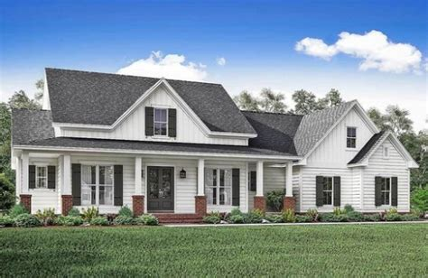 farmhouse architectural plans top 10 modern farmhouse house plans la farmhouse