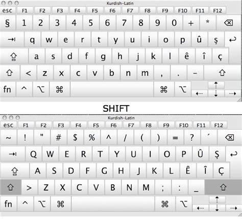 keyboard layout yosemite kurdish keyboard layout 1 2 dl free version on mac os x