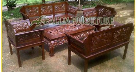 Table Set Untuk 10 Tamu T1310 set kursi tamu meja ukiran nias allia furniture