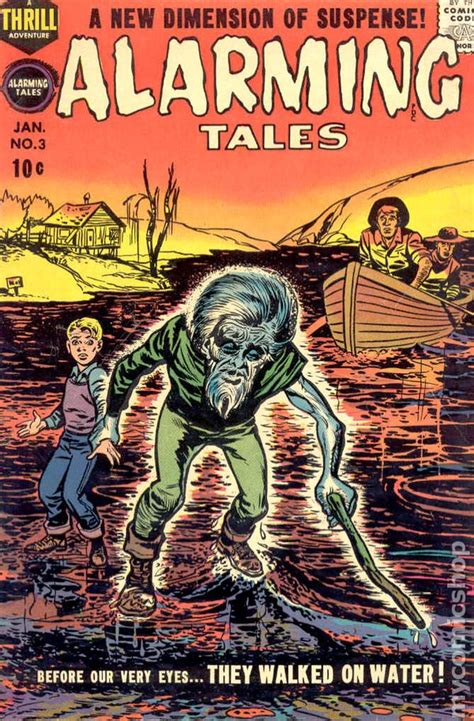 married to an tales of an ex books alarming tales 1957 comic books