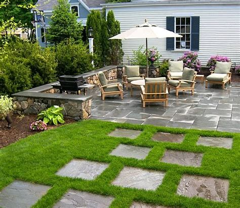Landscaping Around Patios Pictures by Patio Wayland Ma Photo Gallery Landscaping Network
